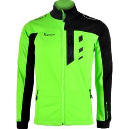 Pánská bunda Silvini Casino MJ701 Velikost: M / Barva: černá/zelená