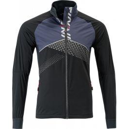 Pánská softshell bunda Silvini Natisone MJ1500 Velikost: L / Barva: černá