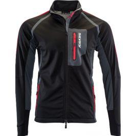 Pánská bunda Silvini Anteo MJ421 Velikost: XXXL / Barva: černá/šedá