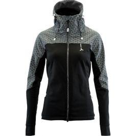Dámská softshell bunda Silvini Lano WJ1304 Velikost: L / Barva: černá