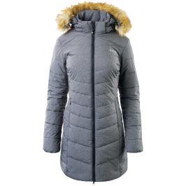 Dámská zimní bunda Hi-Tec Lady Gala Velikost: S / Barva: světle šedá