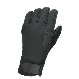 Dámské nepromokavé rukavice Sealskinz Ws Fit WP All Weather Insulated Velikost rukavic: L / Barva: černá