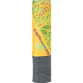 Zateplený šátek Silvini Floriano UA1524 Obvod hlavy: univerzální cm / Barva: žlutá