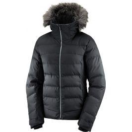 Dámská bunda Salomon Stormcozy Jkt Velikost: L / Barva: černá