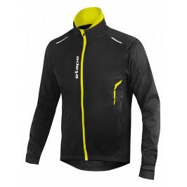 Pánská bunda Etape Strong WS Velikost: L / Barva: černá/žlutá