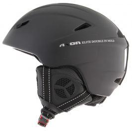 Přilba Axon Elite Velikost helmy: 51-54 / Barva: černá