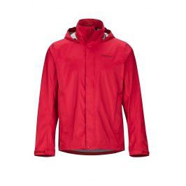 Pánská bunda Marmot PreCip Eco Jacket Velikost: L / Barva: červená