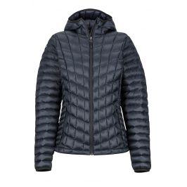 Dámská bunda Marmot Featherless Hoody Velikost: M / Barva: černá