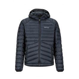 Pánská bunda Marmot Highlander Down Hoody Velikost: M / Barva: černá