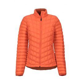 Dámská bunda Marmot Featherless Velikost: S / Barva: oranžová