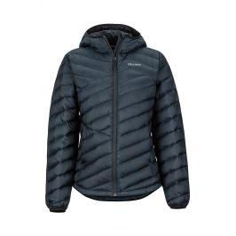 Dámská bunda Marmot Highlander Hoody Velikost: S / Barva: černá