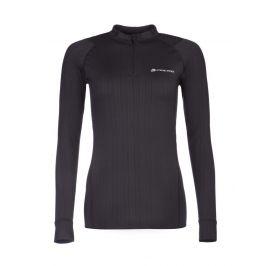 Dámské funkční triko Alpine Pro Signora Velikost: M / Barva: černá