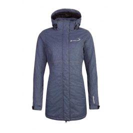 Dámská zimní bunda Alpine Pro Alana Velikost: S / Barva: modrá