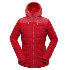 Dámská bunda Alpine Pro Gabriella 3 Velikost: S / Barva: červená