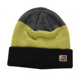 Čepice Alpine Pro Abene Velikost: S / Barva: černá/žlutá