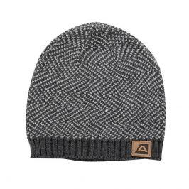 Čepice Alpine Pro Hilarge Velikost: S / Barva: šedá