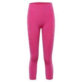 Dámské funkční kalhoty Alpine Pro Pineiosa 4 Velikost: M-L / Barva: růžová