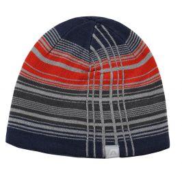 Pánská čepice Alpine Pro Cerm 2 Velikost: S / Barva: modrá/červená