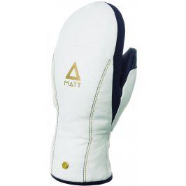 Dámské rukavice Matt 3200 Patricia Gore-Tex Mittens Velikost rukavic: S / Barva: bílá
