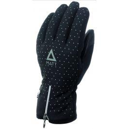 Dámské rukavice Matt 3202 Girly Tootex Velikost rukavic: S / Barva: černá