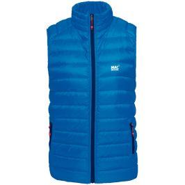 Mac in a Sac Pánská vesta Mac in Sac Alpine Mens Down Gilet Velikost: L / Barva: modrá