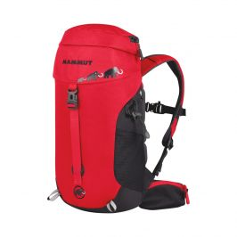 Dětský batoh Mammut First Trion 18 l Barva: červená/černá