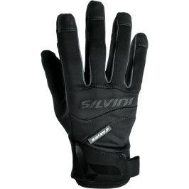 Softshellové rukavice Silvini Fusaro UA745 Velikost rukavic: XS / Barva: černá