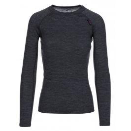 Dámské funkční triko Kilpi Patton-W Velikost: S / Barva: šedá