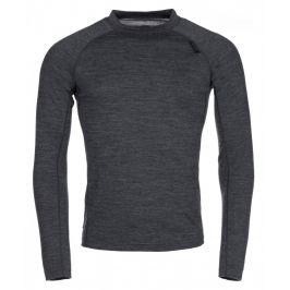 Pánské funkční triko Kilpi Patton-M Velikost: XXL / Barva: šedá