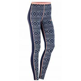 Dámské funkční spodky Kari Traa Floke Pant Velikost: XL / Barva: modrá