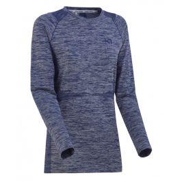 Dámské funkční triko Kari Traa Marit LS Velikost: XS/S / Barva: modrá