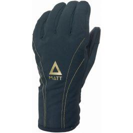 Dětské rukavice Matt 3231Jr Laura Junior Tootex Velikost rukavic: 6 / Barva: černá