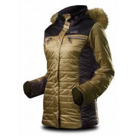 Dámská bunda Trimm Ester Velikost: XS / Barva: zlatá