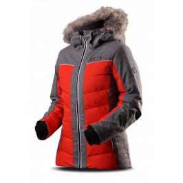 Dámská lyžařská bunda Trimm Cortina Velikost: S / Barva: červená