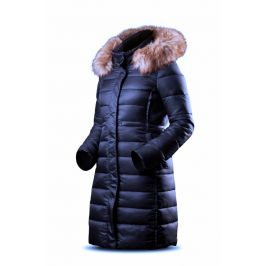Dámský kabát Trimm Vilma Velikost: M / Barva: modrá