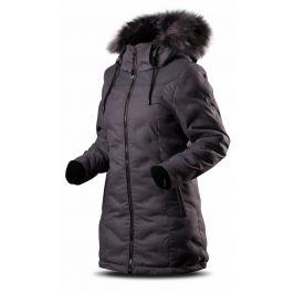 Dámský kabát Trimm Juliet Velikost: XS / Barva: tmavě šedá