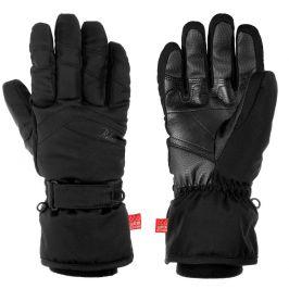 Dámské rukavice Relax Hella Velikost rukavic: S / Barva: černá