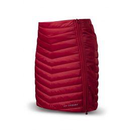 Dámská zimní sukně Trimm Ronda Velikost: XL / Barva: červená