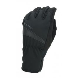 Nepromokavé rukavice Sealskinz WP All Weather Cycle Glove Velikost rukavic: L / Barva: černá