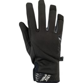 Dámské rukavice Silvini Ortles WA1540 Velikost rukavic: XS / Barva: černá/šedá