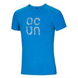 Pánské triko Ocún Bamboo Gear Velikost: XL / Barva: modrá