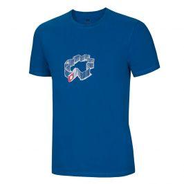 Pánské triko Ocún Sling Velikost: XXL / Barva: modrá