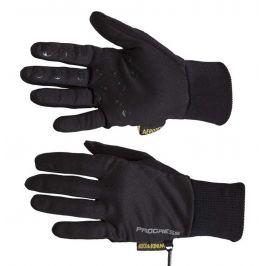 Turistické rukavice Progress R Trek Gloves 37RQ Velikost: XS / Barva: černá