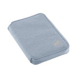 Peněženka Mammut Zip Wallet Mélange Barva: světle modrá