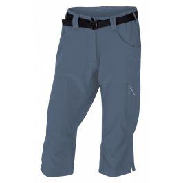 Dámské 3/4 kalhoty Husky Klery L (2019) Velikost: S / Barva: šedá