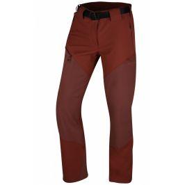 Pánské softshellové kalhoty Husky Keiry M (2019) Velikost: M / Barva: červená