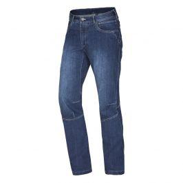 Pánské Kalhoty Ocún Ravage Jeans Velikost: L / Barva: modrá