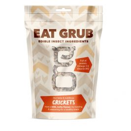 Jedlí cvrčci Eat Grub Crickets 20g