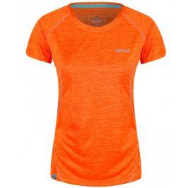 Dámské triko Regatta Womens Deserta Velikost: XS (8) / Barva: oranžová