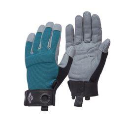 Dámské rukavice Black Diamond Women'S Crag Gloves Velikost rukavic: XS / Barva: modrá